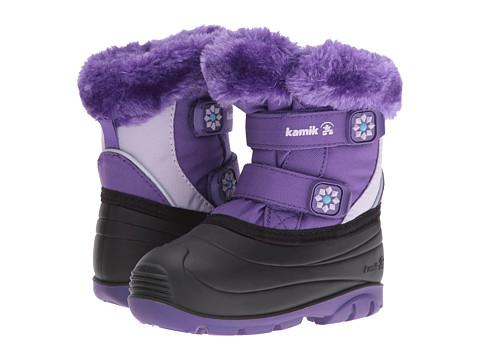 Kamik Kids Clover (Toddler) - Purple/Violet