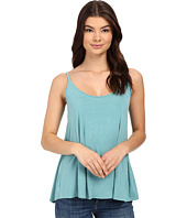 Stetson - Turquoise Rayon Spandex Jersey Tank Top