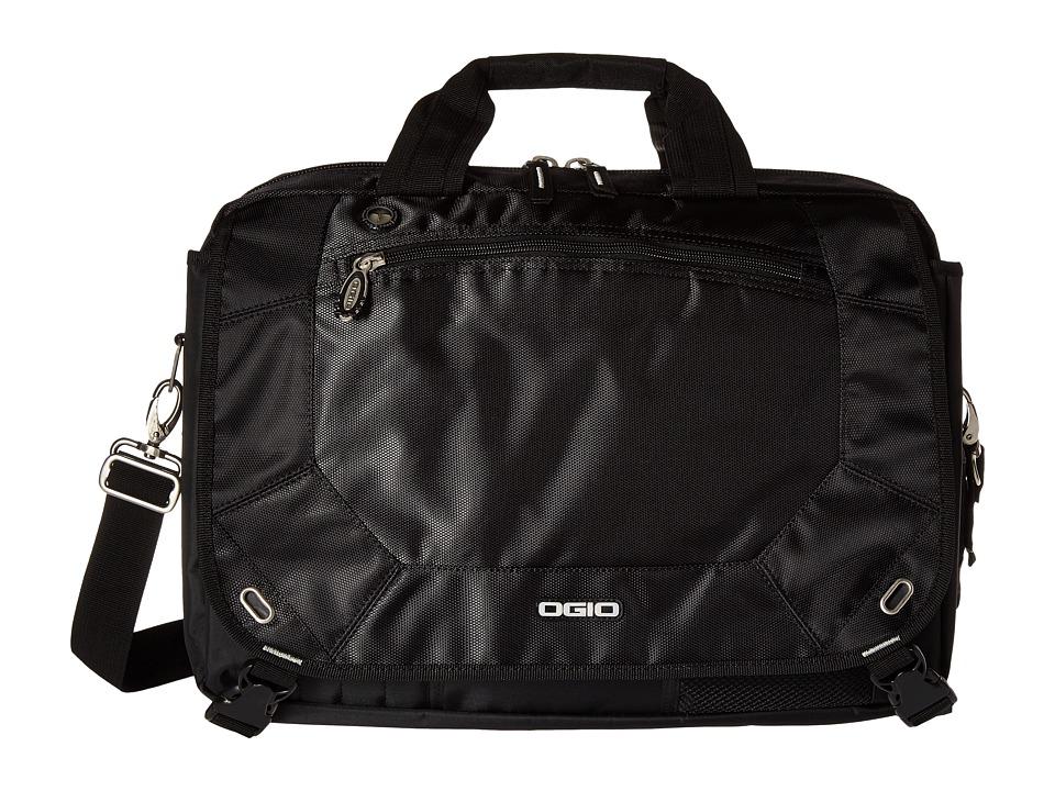 OGIO - Radial Top Zip (Black) Luggage