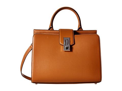 Marc Jacobs West End Small Top-Handle - Maple Tan