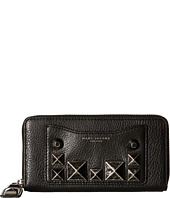 Marc Jacobs - Recruit Chipped Studs Standard Continental Wallet