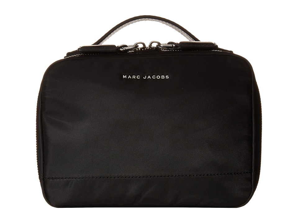 Marc Jacobs - Mallorca Extra Large Cosmetic (Black) Cosmetic Case