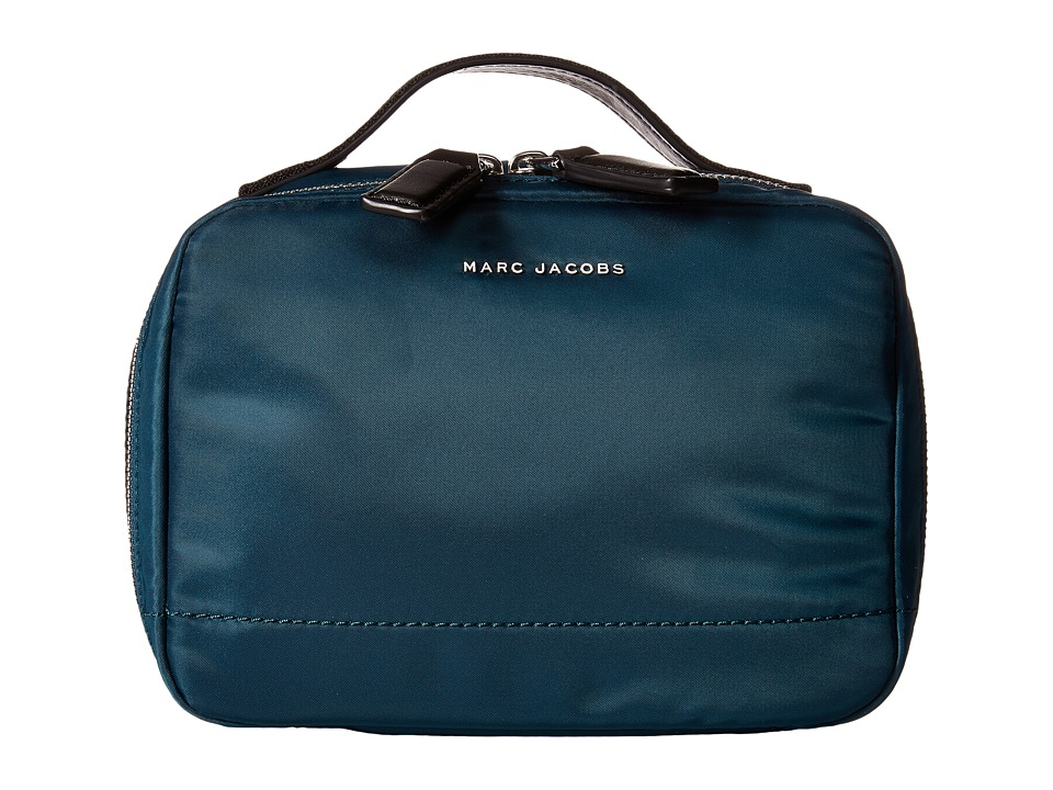 Marc Jacobs - Mallorca Extra Large Cosmetic (Teal) Cosmetic Case