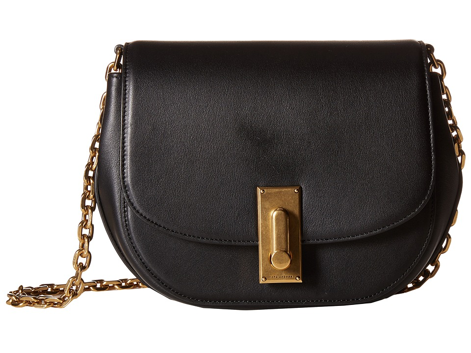 Marc Jacobs - West End The Jane Crossbody (Black) Cross Body Handbags