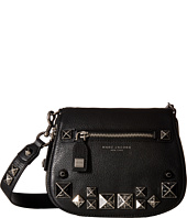 Marc Jacobs - Recruit Chipped Studs Small Saddle Bag
