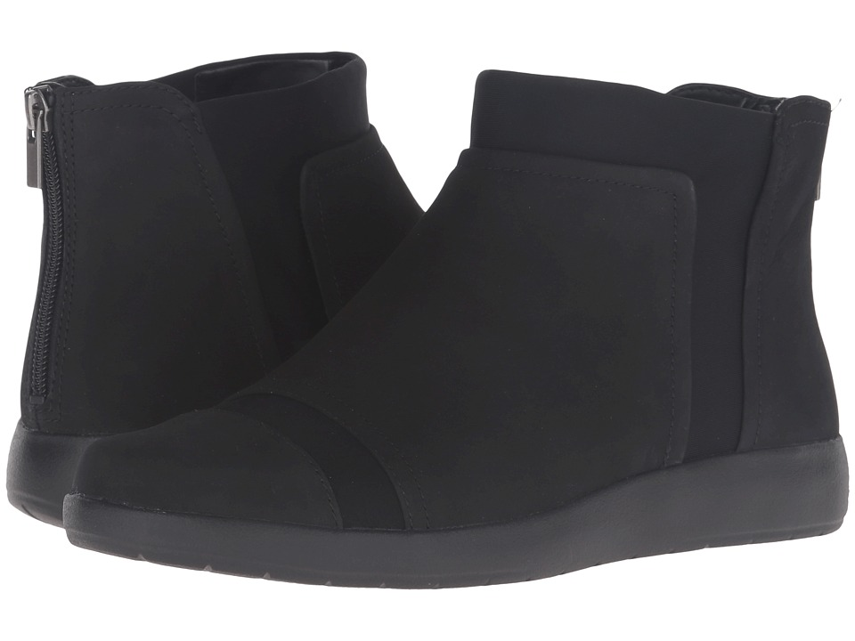 Rockport Devona Darina (Black Nubuck) Women
