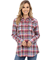 Stetson - Orchid Plaid Long Sleeve Western Shirt
