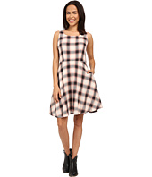 Stetson - Cameo Pink Plaid Dress