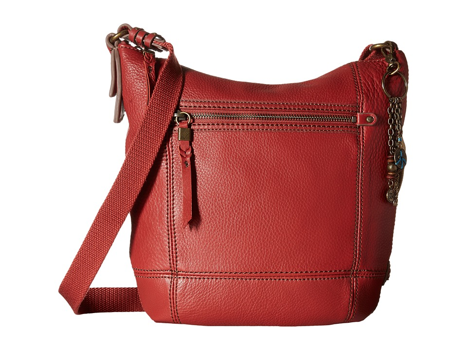The Sak - Sequoia Crossbody (Sienna) Cross Body Handbags