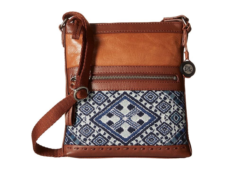 The Sak - Pax Swing Pack (Blue Diamond) Cross Body Handbags