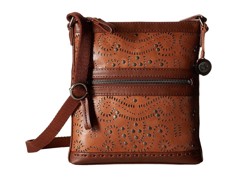 The Sak - Pax Swing Pack (Tobacco Swirl) Cross Body Handbags