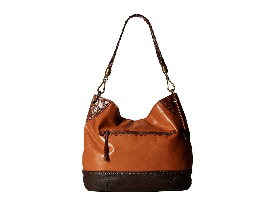 The Sak - Indio Hobo (Teak Block) Hobo Handbags