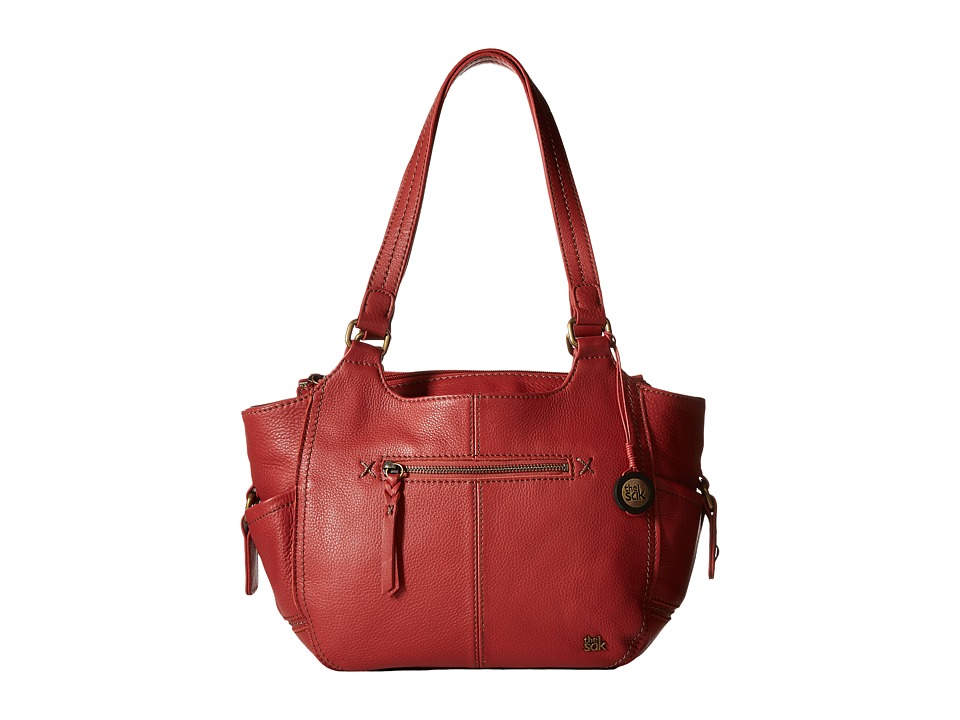 The Sak - Kendra Satchel (Sienna) Shoulder Handbags