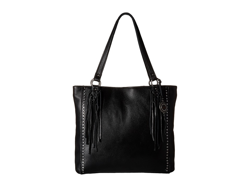 The Sak - Montara Tote (Black) Tote Handbags