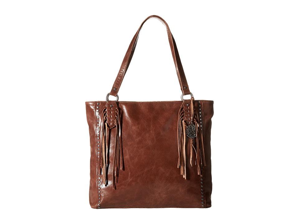 The Sak - Montara Tote (Teak) Tote Handbags