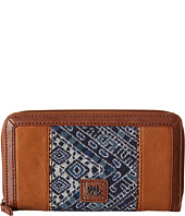 The Sak - Iris Zip Around Wallet