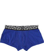 Versace - Iconic Long Boxer Brief with Black Band
