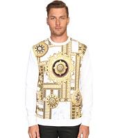 Versace Jeans - Marbled Kaleidoscope Print Sweatshirt