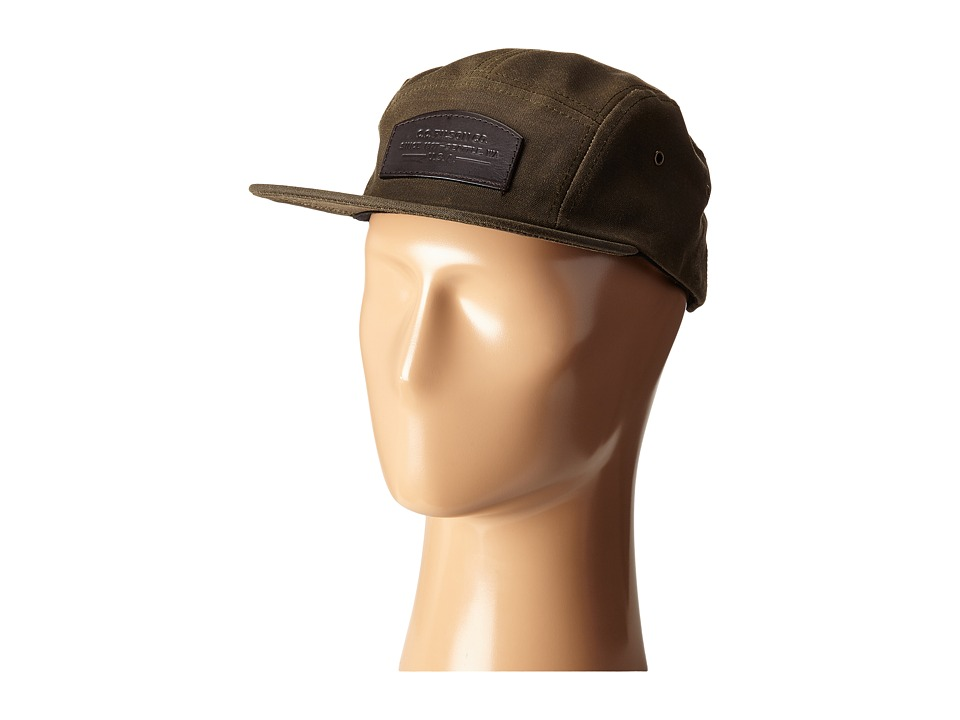 Filson 5 Panel Cap Otter Green Caps