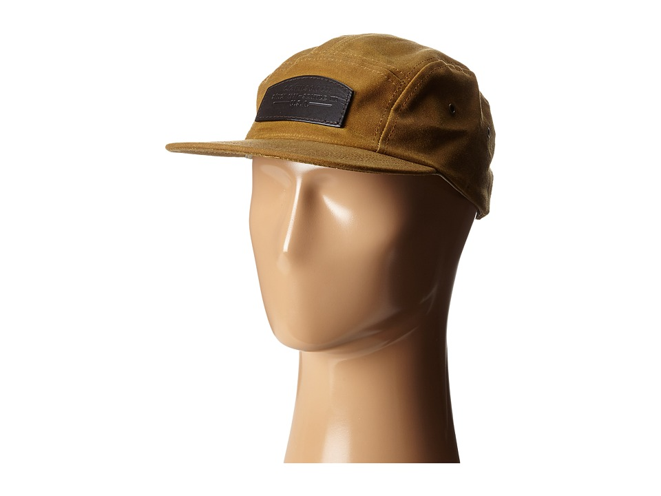 Filson - 5-Panel Cap (Tan) Caps