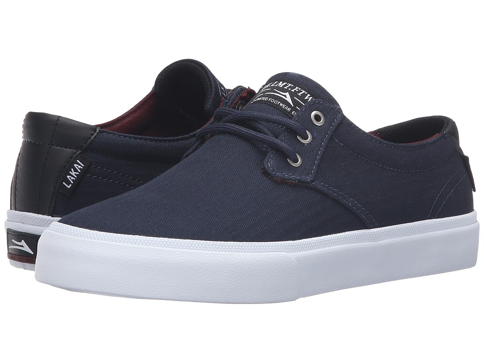 Lakai - M.J. (Midnight Textile) Men