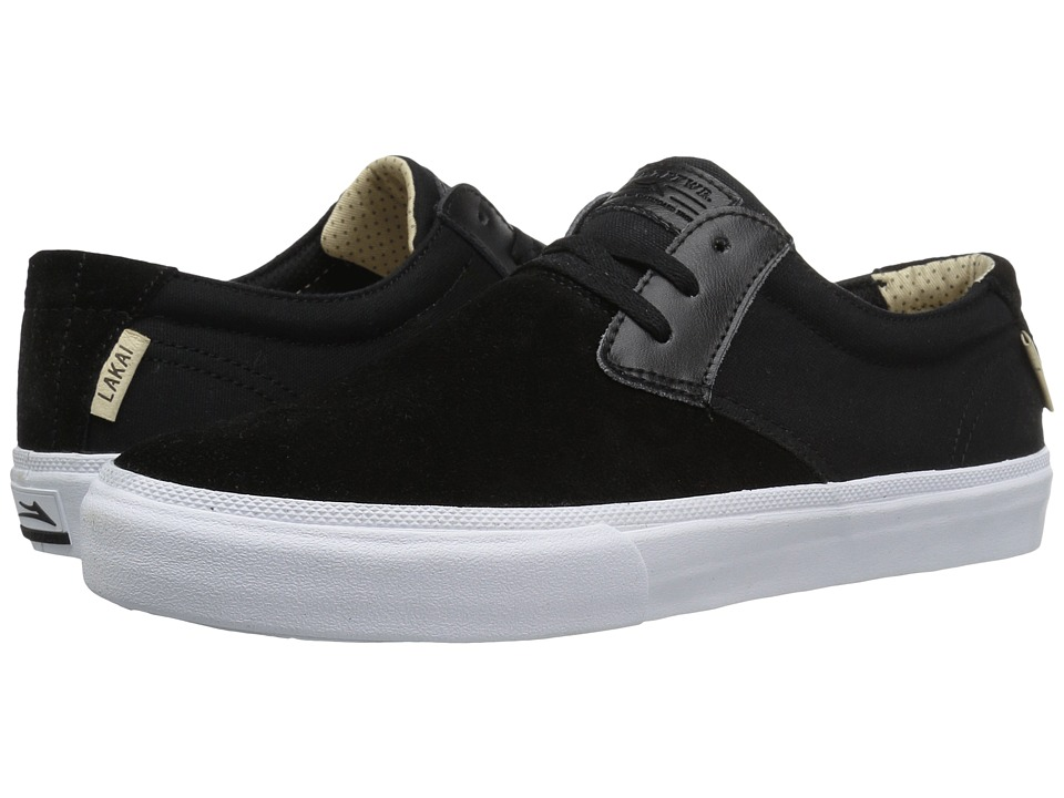 Lakai - M.J. (Black Suede 2) Men