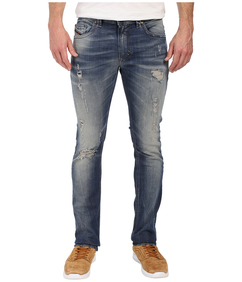Diesel Thavar Trousers 850R Denim Mens Jeans