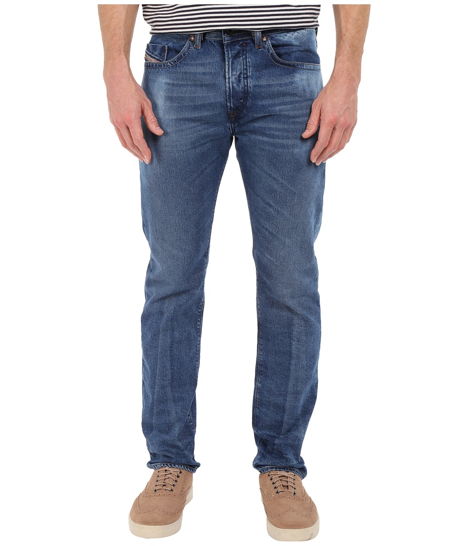 Diesel Buster Trousers 850Z Denim Mens Jeans