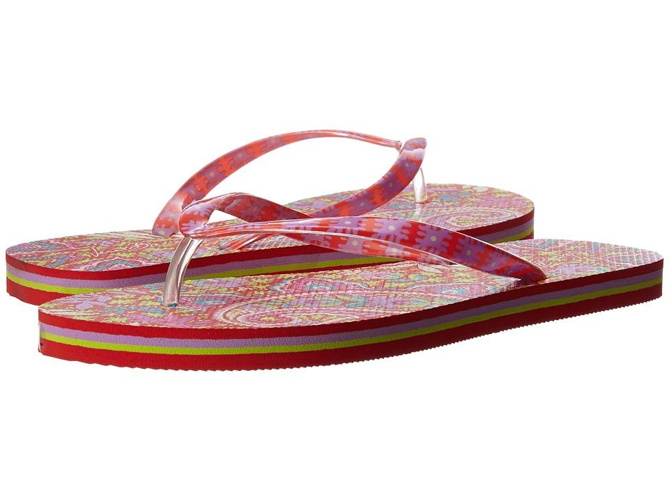 Vera Bradley Flip Flops Paisley in Paradise Womens Slippers