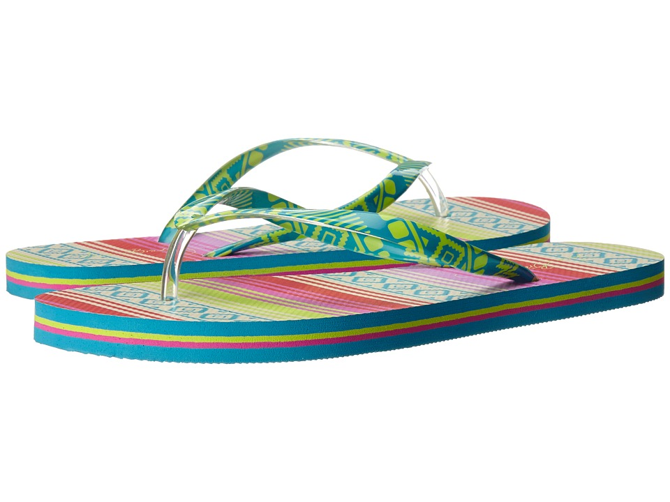Vera Bradley Flip Flops Serape Paradise Womens Slippers