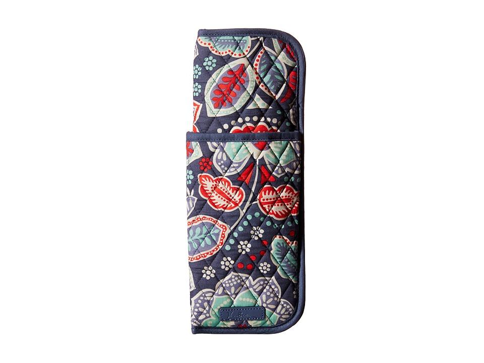 Vera Bradley Curling Flat Iron Cover Nomadic Floral Handbags
