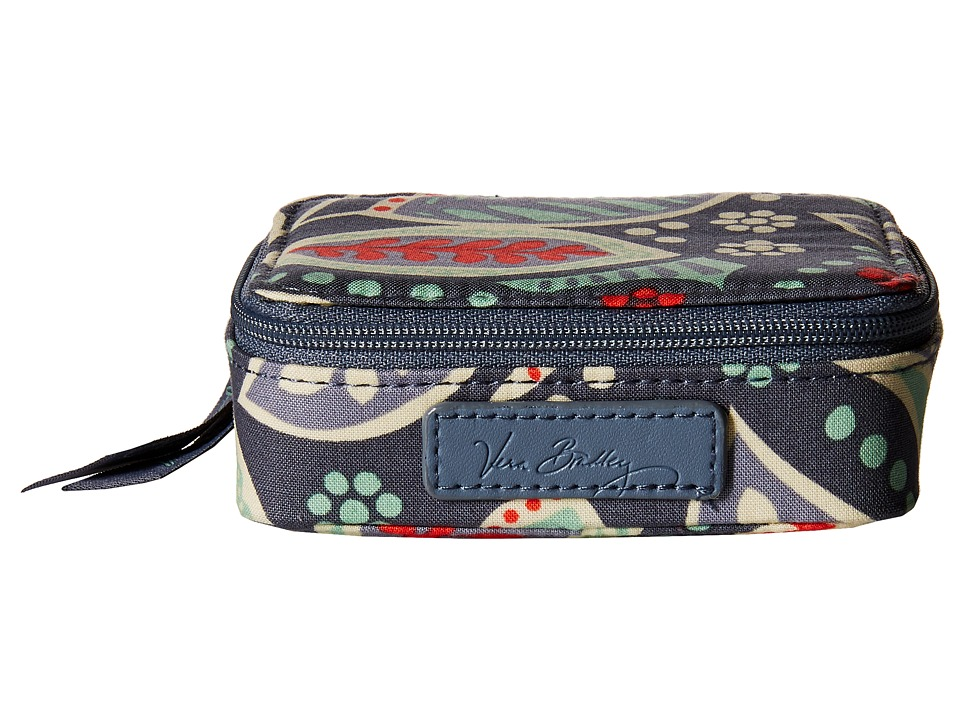 Vera Bradley - Travel Pill Case (Nomadic Floral) Travel Pouch