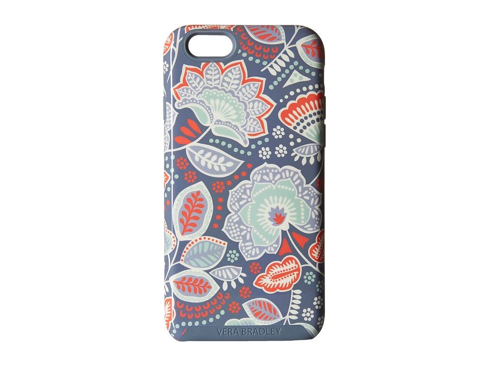Vera Bradley - Hybrid Case for iPhone 6/6s (Nomadic Floral) Cell Phone Case