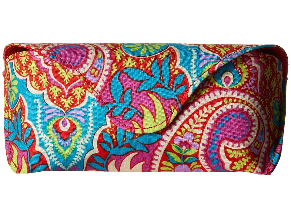 Vera Bradley - Eyeglass Case (Paisley in Paradise) Cosmetic Case
