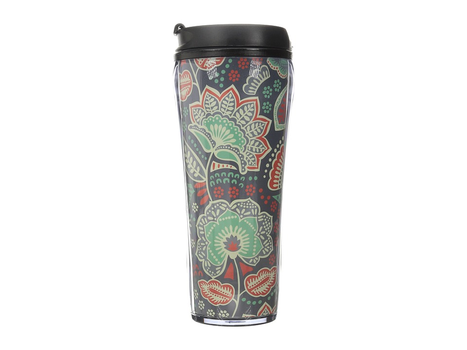 Vera Bradley Travel Mug Nomadic Floral Individual Pieces Cookware