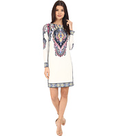 Donna Morgan - 3/4 Sleeve Jersey Dress