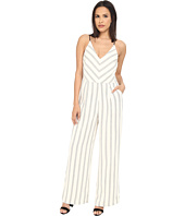 Adelyn Rae - Stripe Jumpsuit