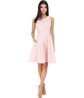 Badgley Mischka - Seamed Flare Dress