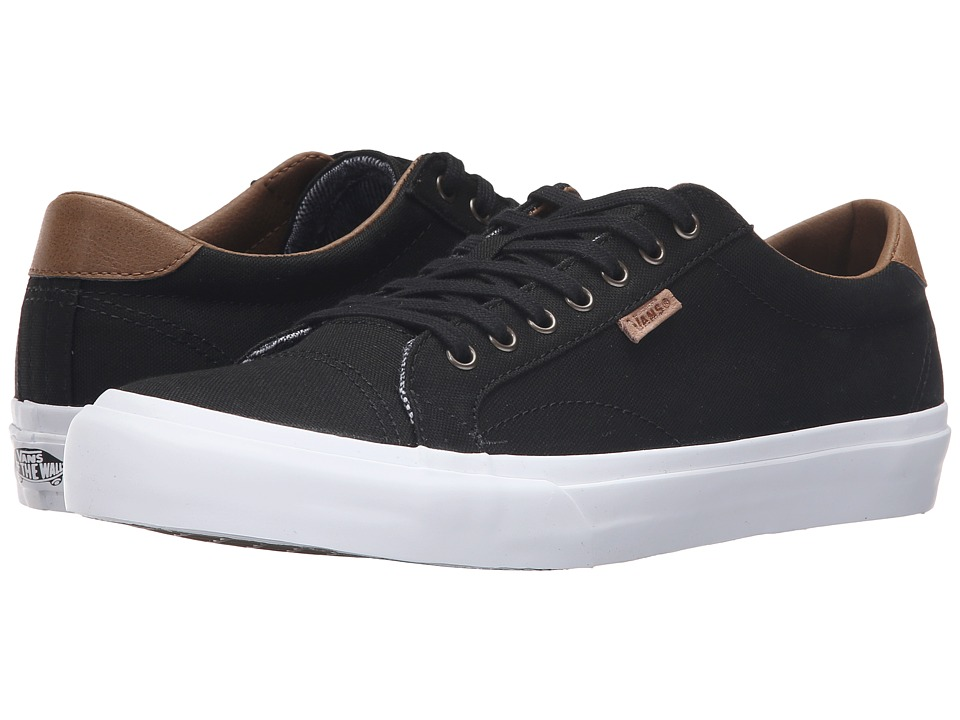 Vans - Court ((C&L) Black/True White 2) Men