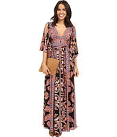 Free People - Printed Fern Maxi Dress