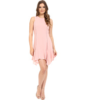 Adelyn Rae - Handkerchief Hem Sleeveless Dress