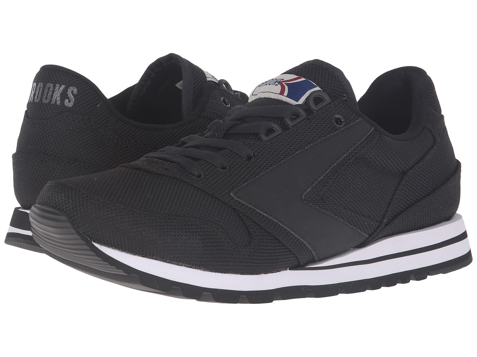 Brooks Heritage Chariot (Black) Men