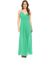 Adelyn Rae - Spaghetti Strap V Front Maxi Dress