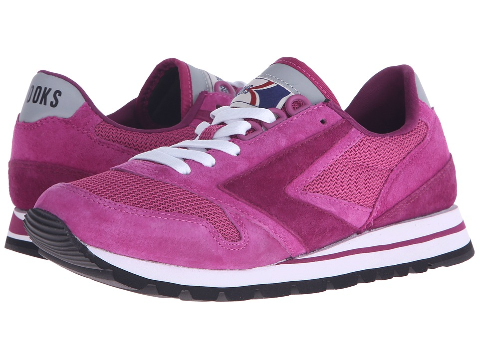 Brooks Heritage Chariot Fuchsia Womens Running Shoes