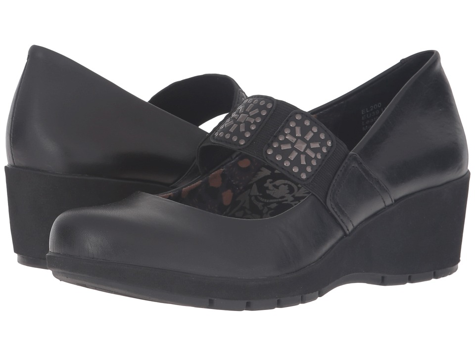 Aetrex Essence Elaine (Black) Women