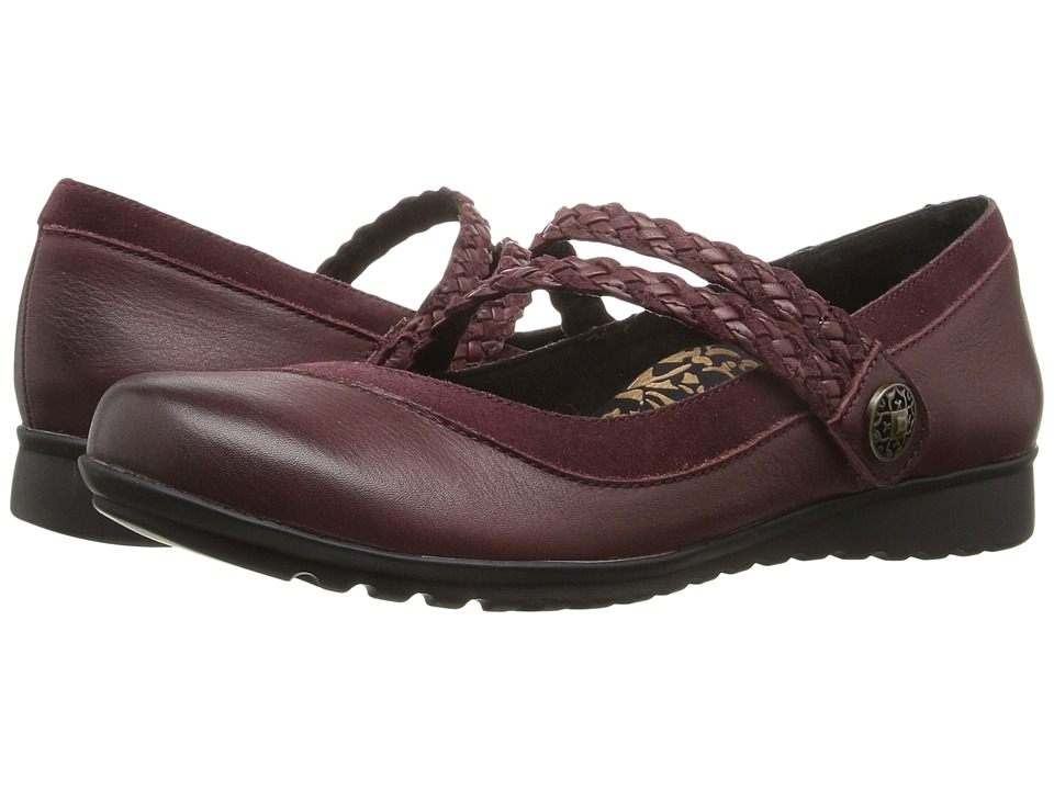Aetrex Essence Ada (Burgundy) Women