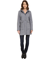 Kenneth Cole New York - Printed Softshell Walker Coat