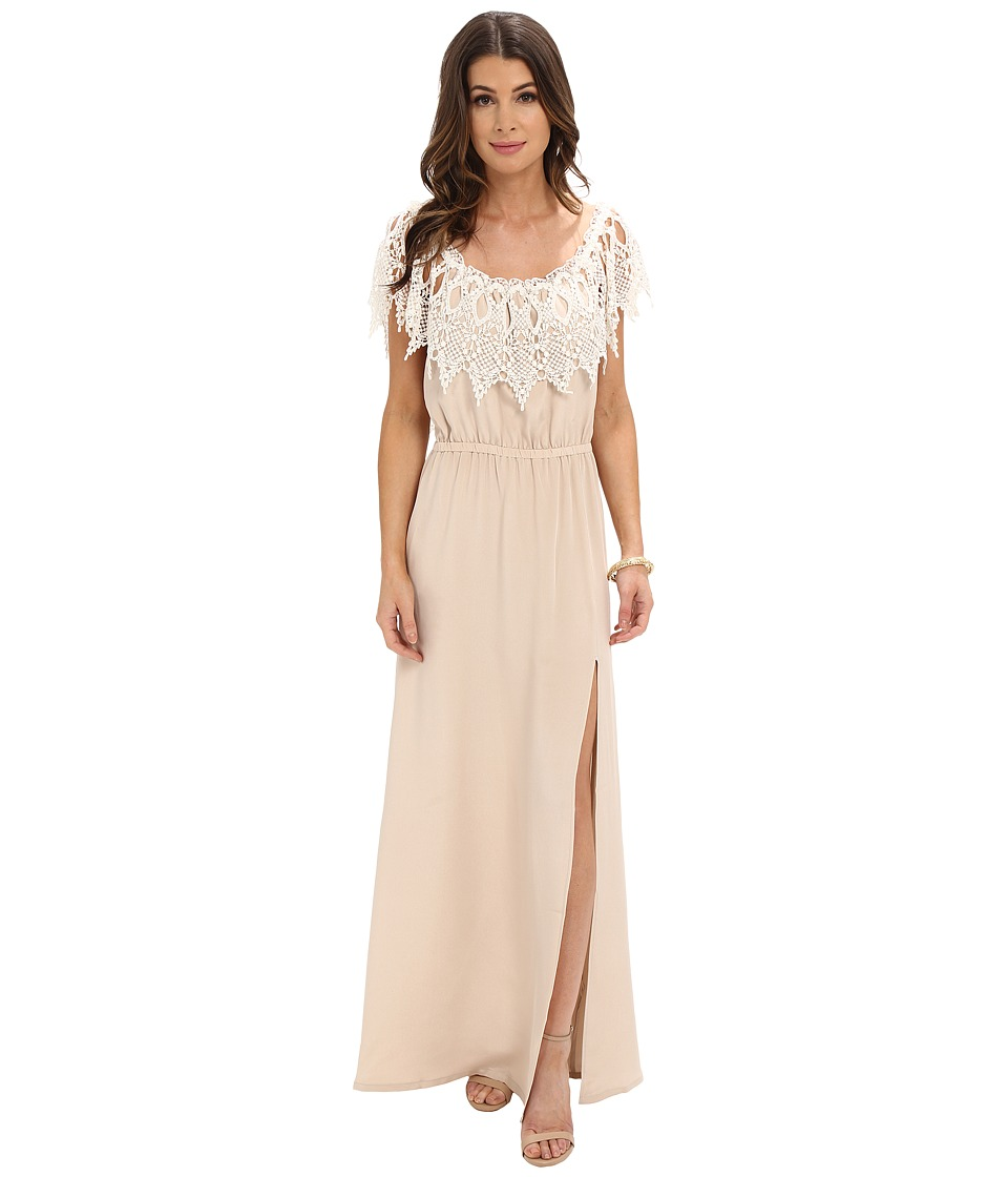 Stone Cold Fox Penelope Gown Nude Womens Dress