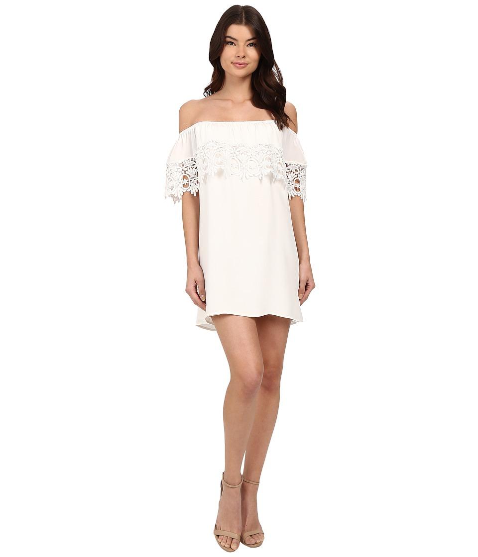 Stone Cold Fox Bonita Dress White Womens Dress