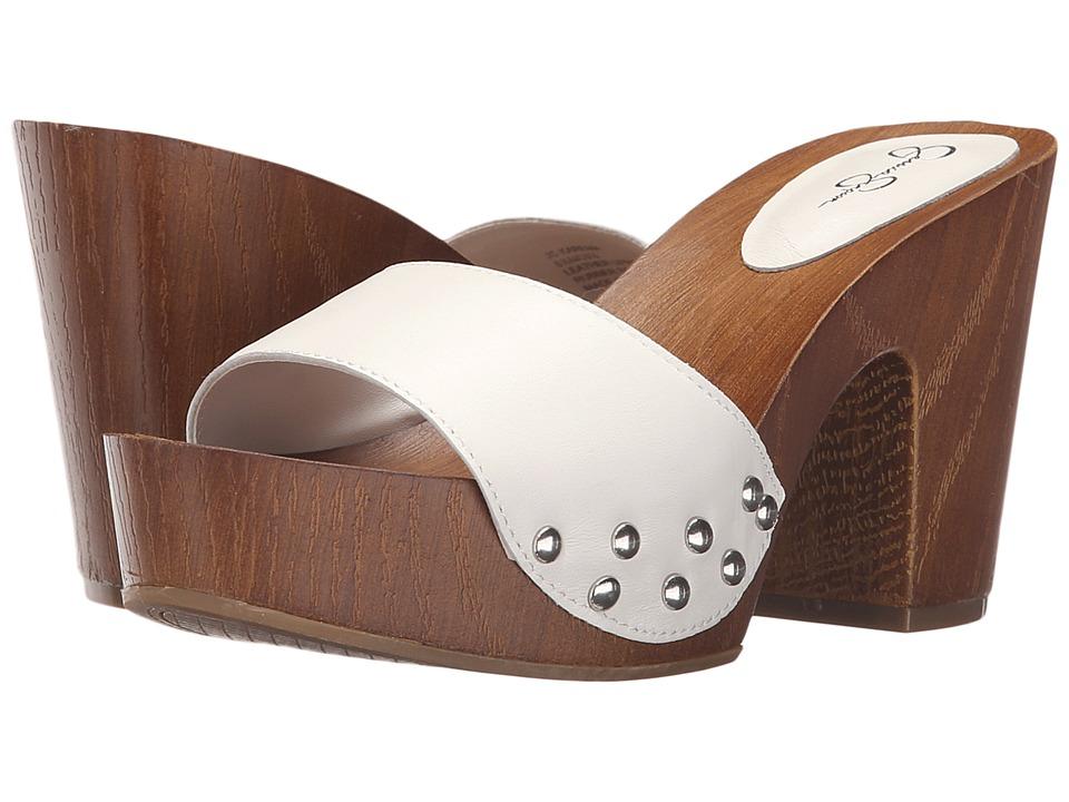 Jessica Simpson Karema Powder Sleek Womens Shoes